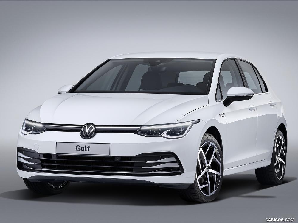 2020 Volkswagen Golf Volkswagen Golf Volkswagen Vw Golf