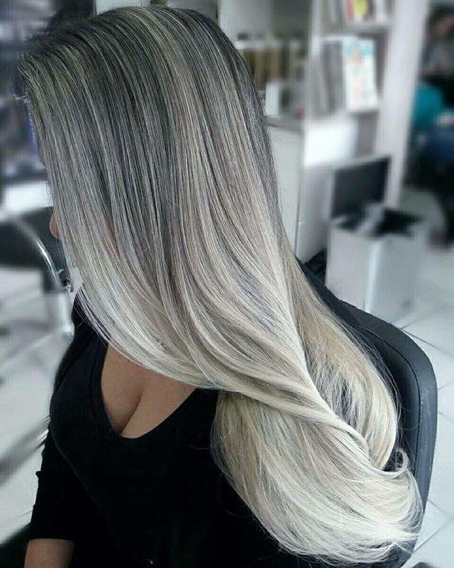 WEBSTA @ nayara_bezerra0 - Fico louca com um cabelo desse , arrasou em @bywarrennorton ❤️