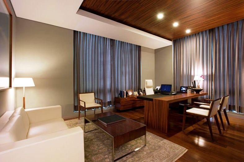 Luxury Elegant Office Design Ideas