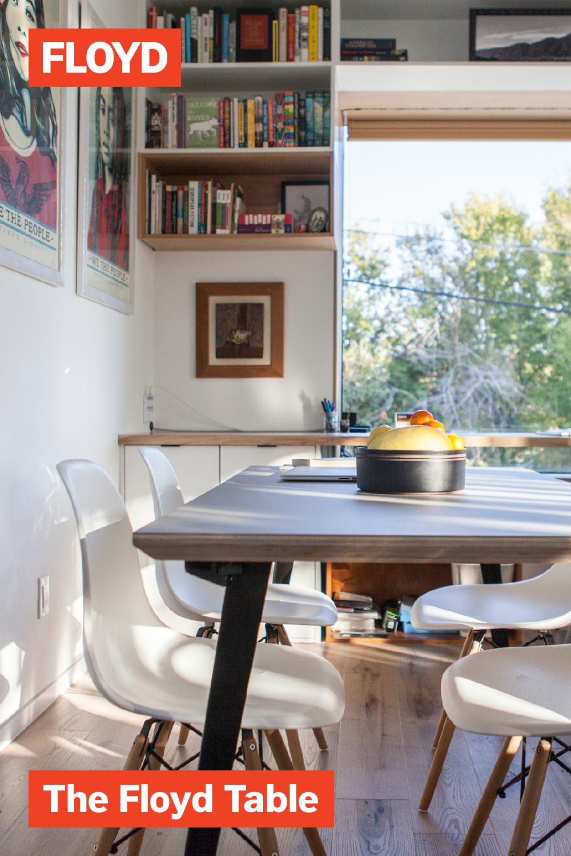 The Floyd Table In 2020 Modern Dining Table Floyd Modern Dining