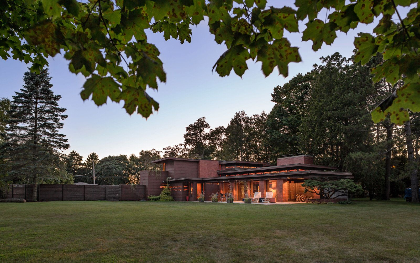 There S A Frank Lloyd Wright Home In This Tiny Wisconsin Town