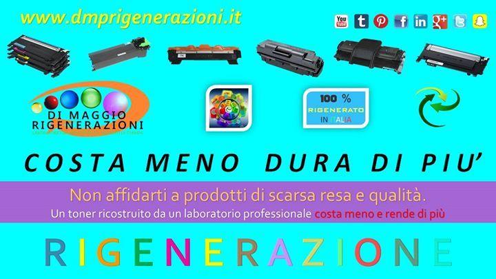 http://ift.tt/1Bu9BBe Rigenerazioni professionali per toner e cartucce di stampa
