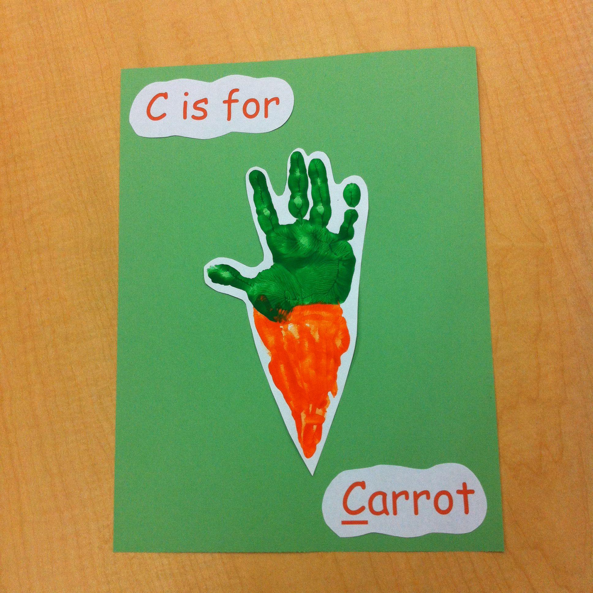 Becfcfbda Handprint Alphabet Book