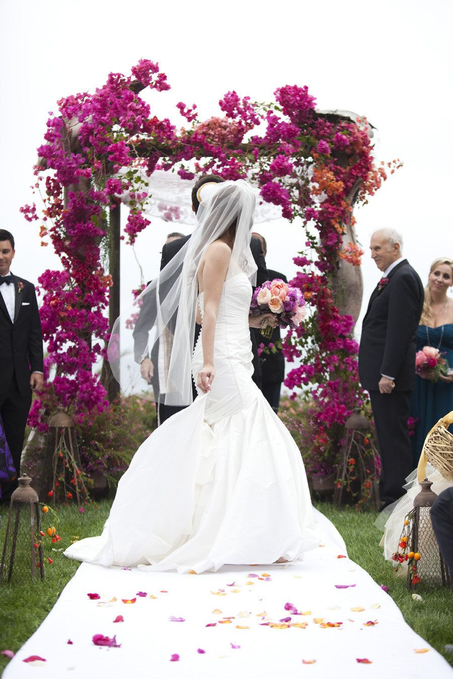 Bel Air Wedding from Alchemy Fine Events Wedding colors