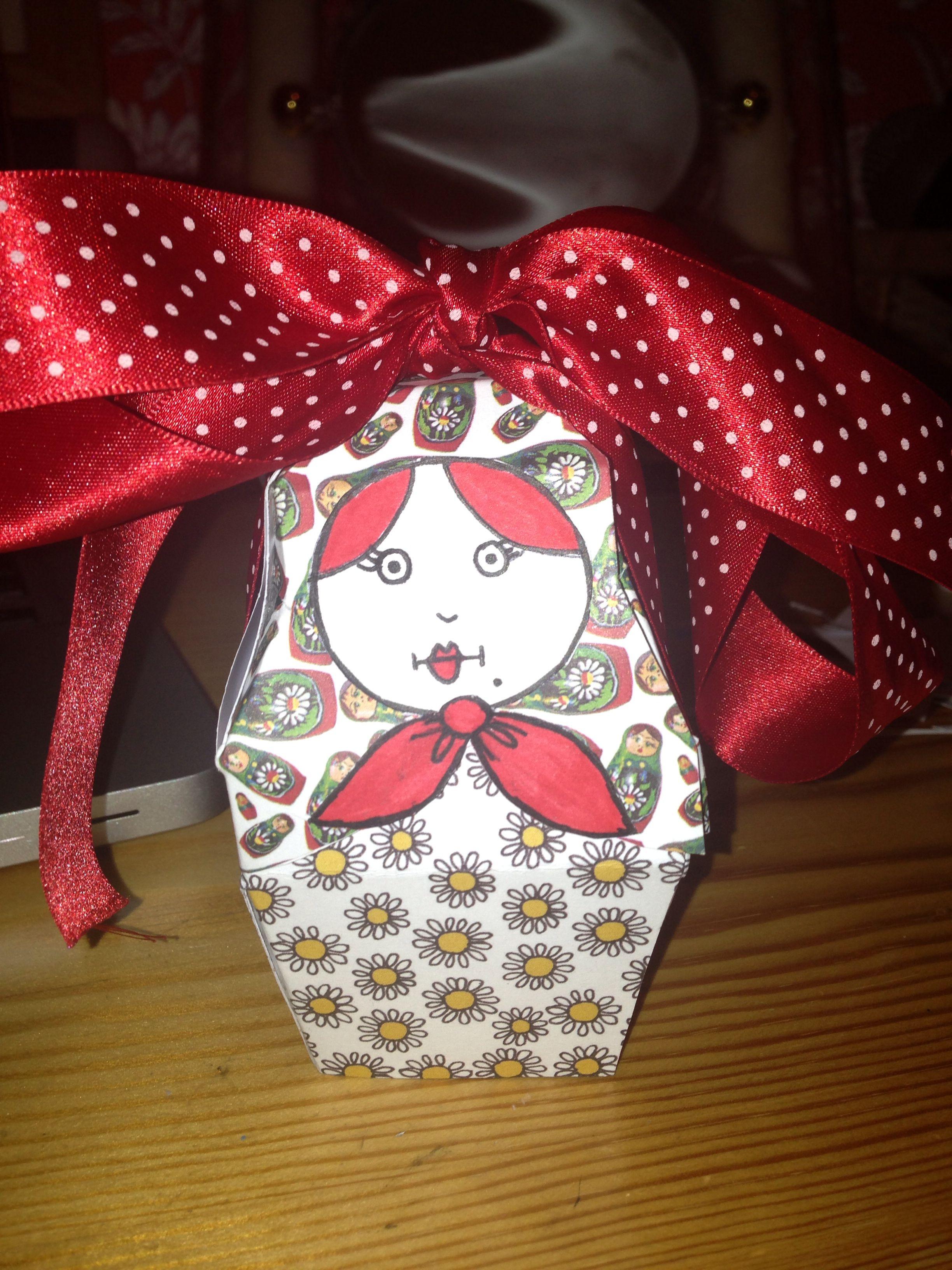 C-New: Russian Doll gift box