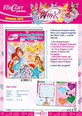 ¡Libros de Winx Club 5ª temporada en Italia! http://www.winxlovely.com/2013/05/libros-de-winx-club-5-temporada-en.html
