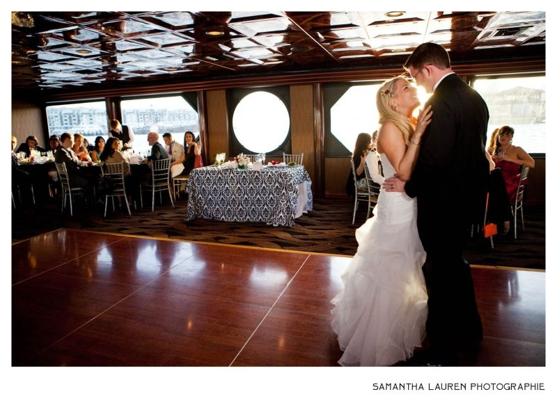Atlantica By Bateaux Yacht Wedding Nyc Samantha Lauren Photographie
