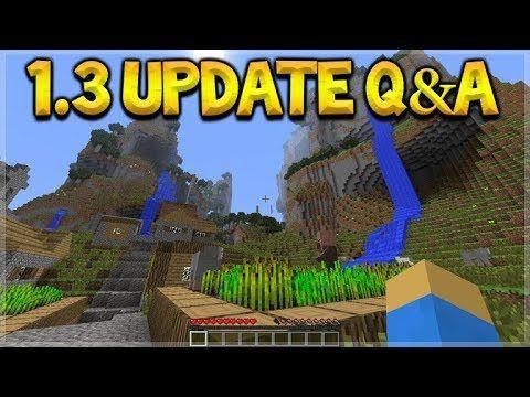 Minecraft Bedrock Update 1 3 Spectator Mode Amplified Worlds Q A