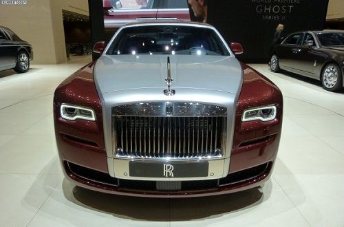 The Ultra Luxury Car Manufacturer Rolls Royce Has Launched Ghost