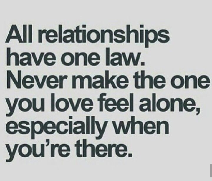All Relationships Have One Law Relationship Quote Love Quotes Words Quotable Quotes