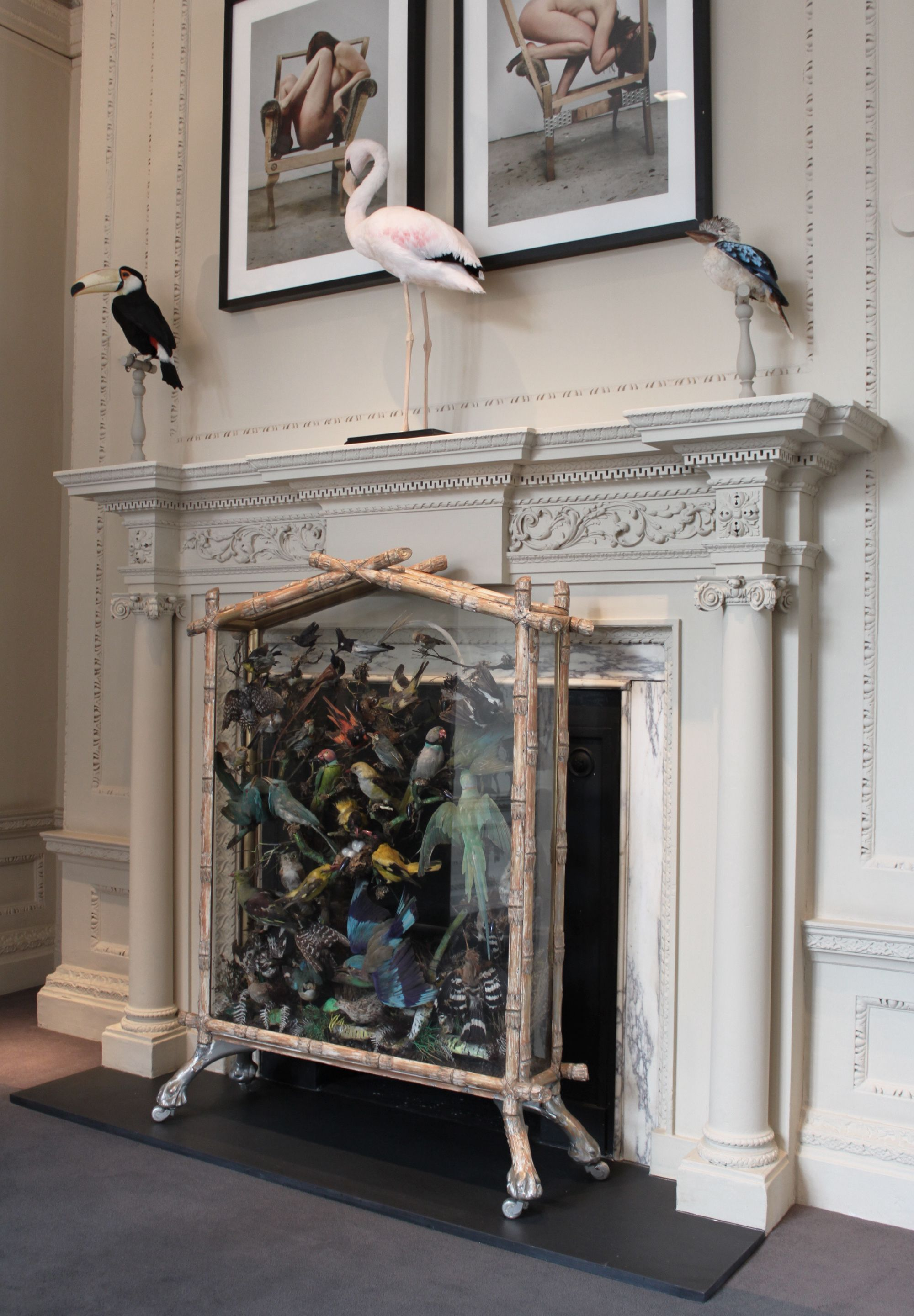 Roland Mouret   London Taxidermy   8 Carlos Place