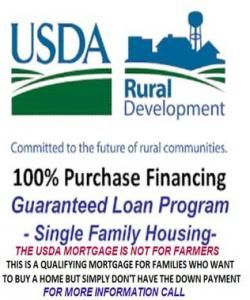 Kentucky Usda Rural Housing Service Rhs Section 502 Guaranteed Program Mortgage Loans Mortgage Lenders Mortgage Payoff