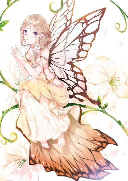 Photo of [SƯU TẦM] Anime Art – # 28: Anime Girl