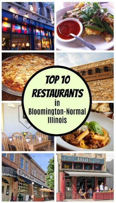 The Local Dish Top 10 Restaurants In Bloomington Normal Illinois And Amazing Places