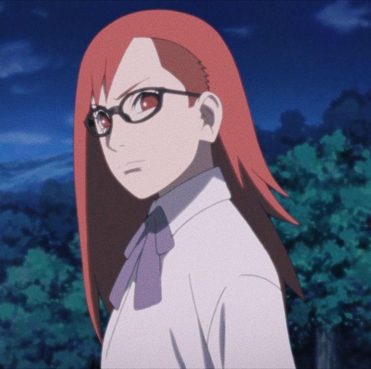 Karin Karin Uzumaki Anime Boruto