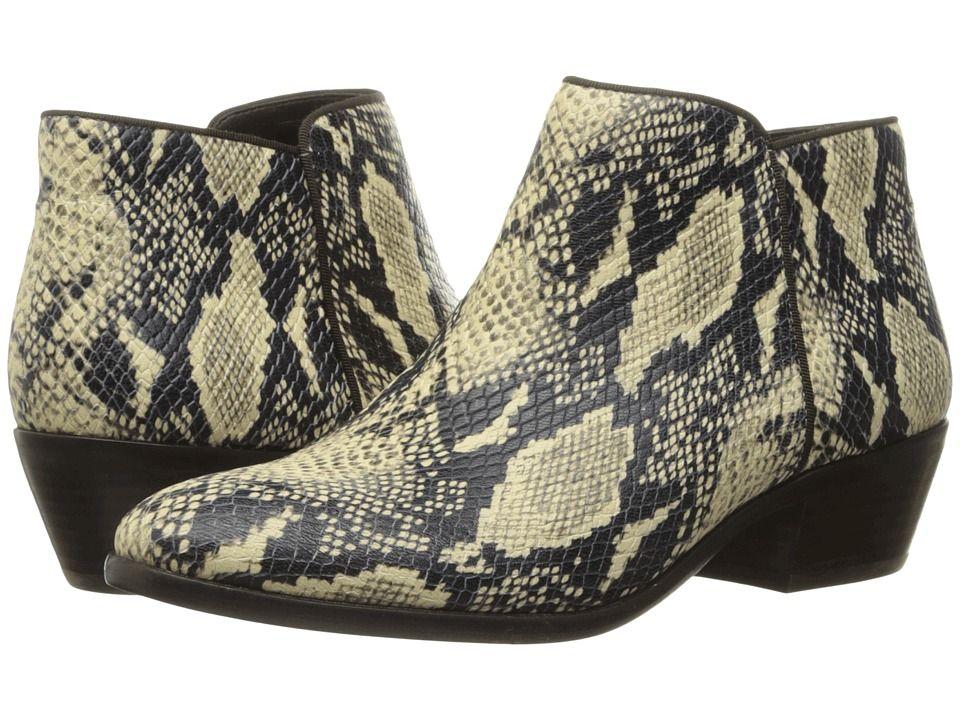 Sam Edelman Petty. Snake PrintSam Edelman Petty BootsWomen's ShoesShoe ...