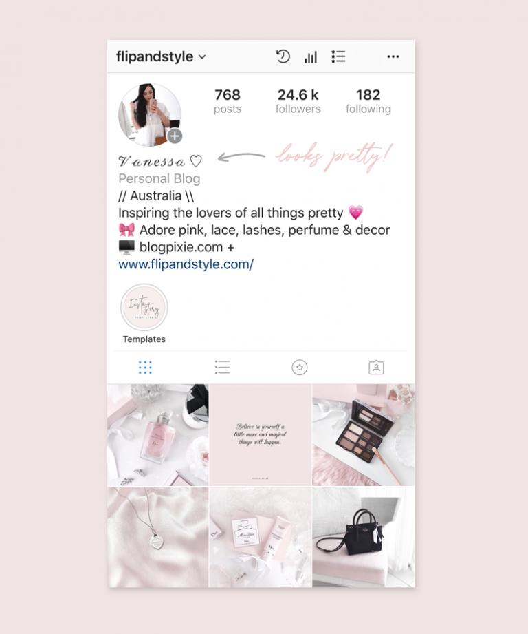 How To Change The Font In Your Instagram Bio Instagram