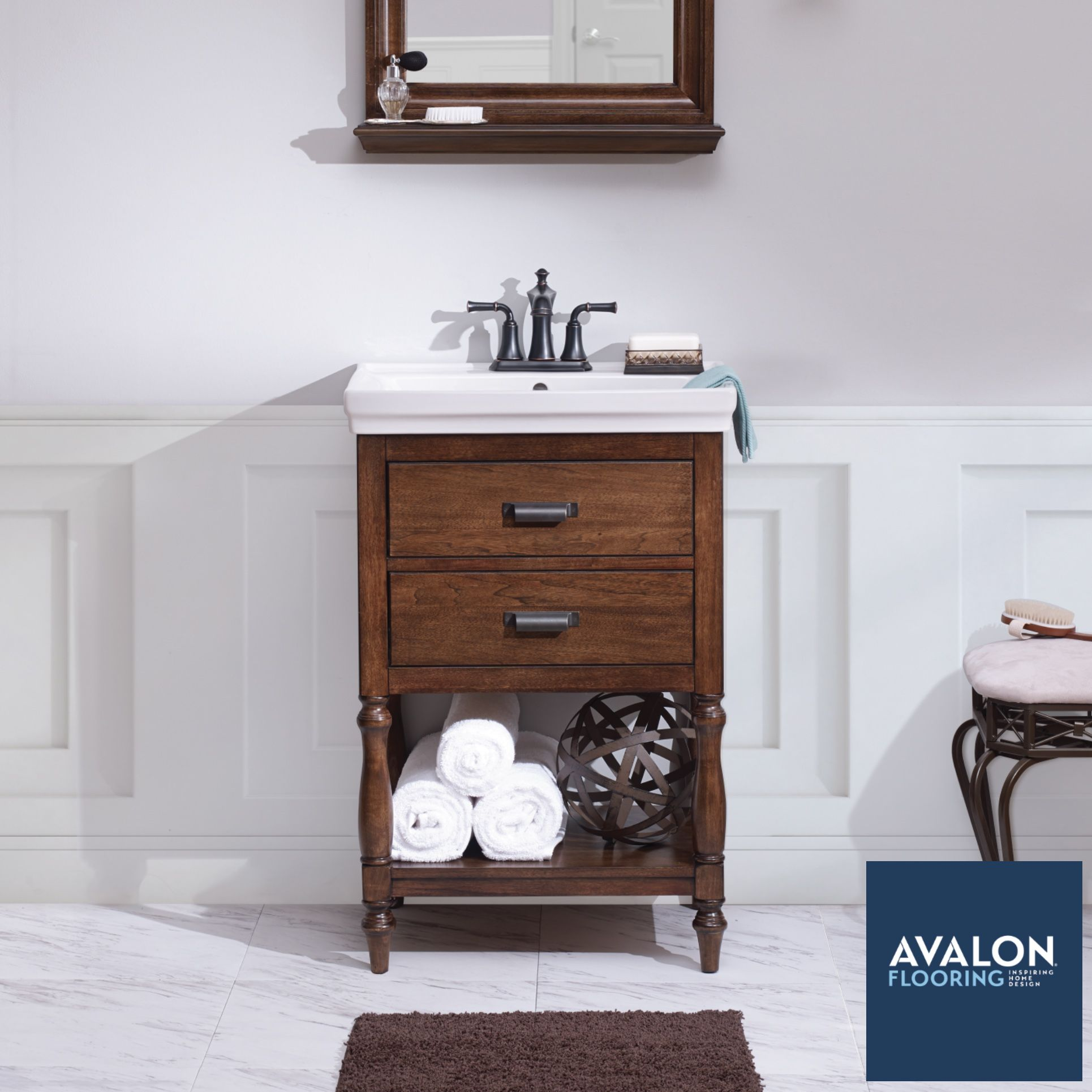 Bathroom Vanities With Images