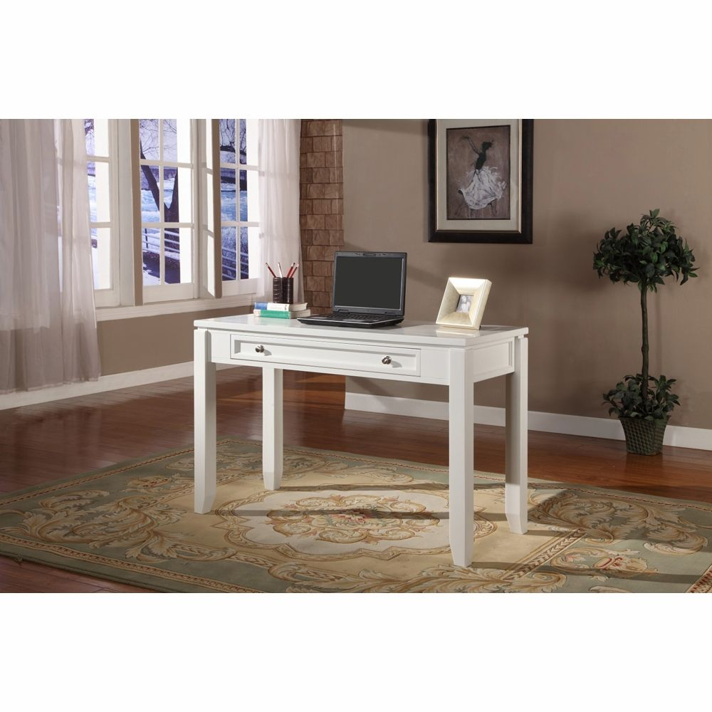 parker house boca 47 writing desk in cottage white boc 347d rh pinterest com