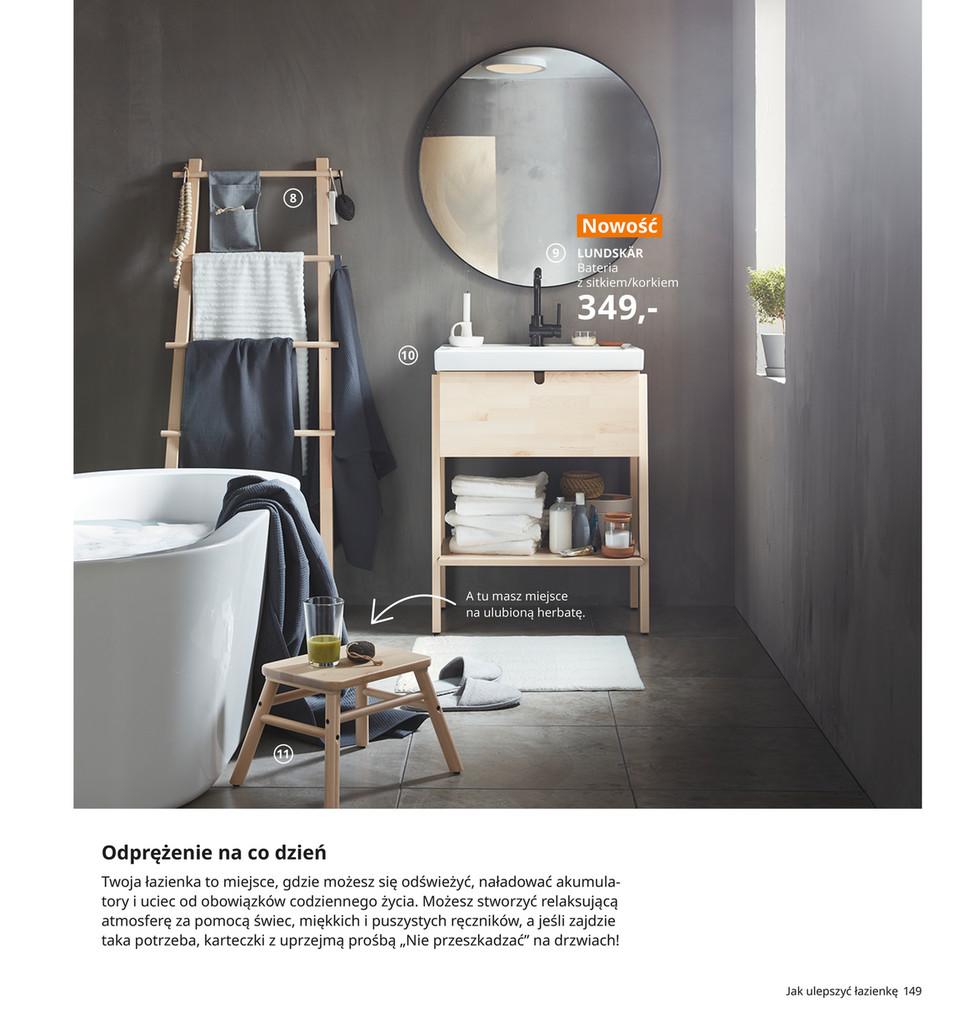 Katalog Ikea 2021 Strona 148 149 Ikea Ikea Catalog Round Mirror Bathroom