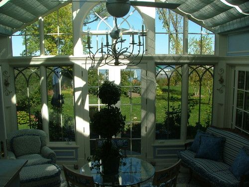 Conservatory Craftsmen - spaces - minneapolis - Conservatory Craftsmen