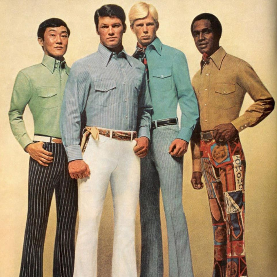 MeTV Network 9 groovy fashion trends from the 1970s