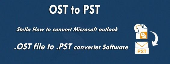 How to Convert OST in Microsoft outlook to use for Stella anywhere
