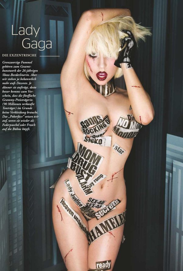 The-Nude-Stars-Collection-Female-Singers-Lady-Gaga -6727