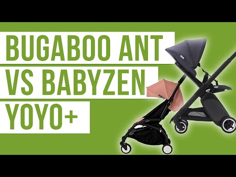 BabyZen Yoyo+ vs. Bugaboo Ant Let's compare these two
