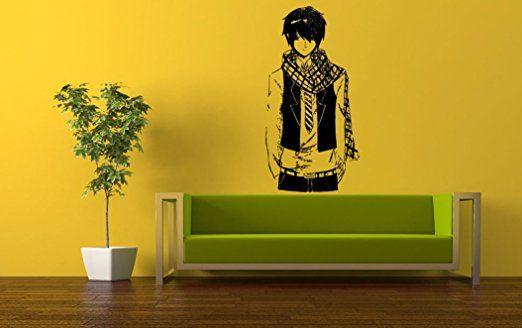 Wall Vinyl Sticker Room Decal Mural Design Dance Hip Hop Style Music Art bo2248