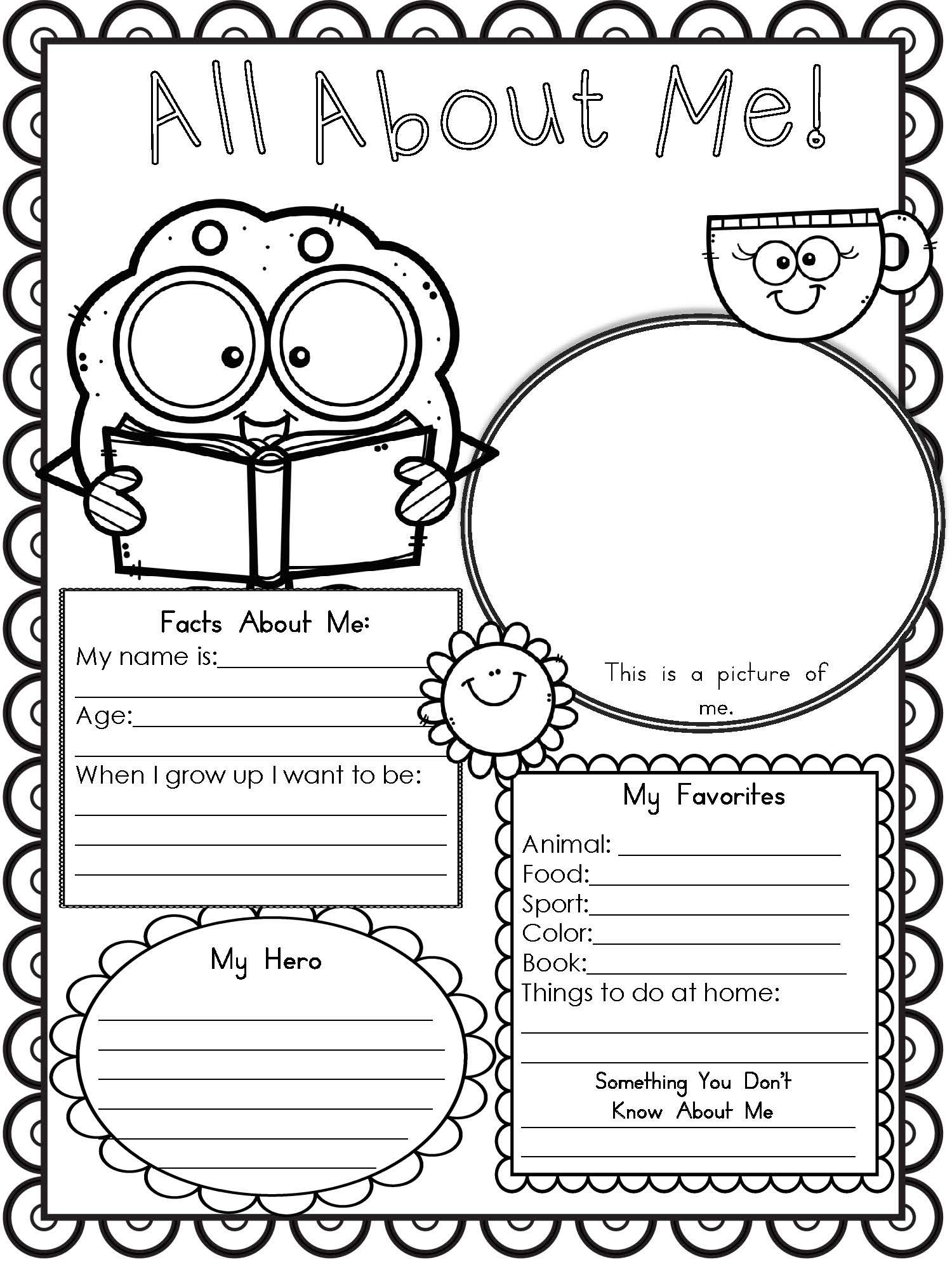 Pin By Erica Sweet On Worksheets And Activities With
