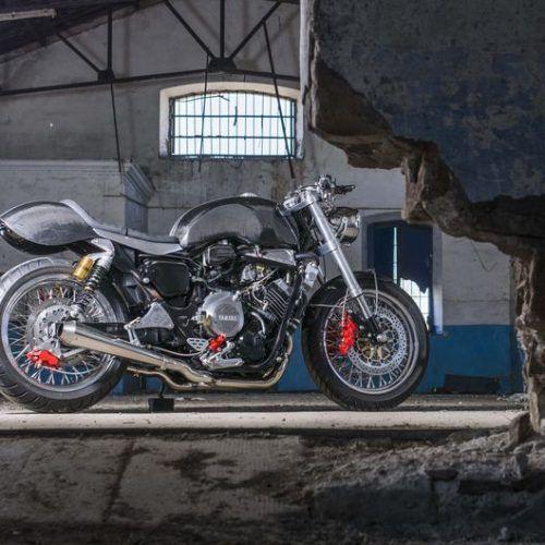 Yamaha Super Tenere Xtz 750 Cafe Racer Kurosawa Garage