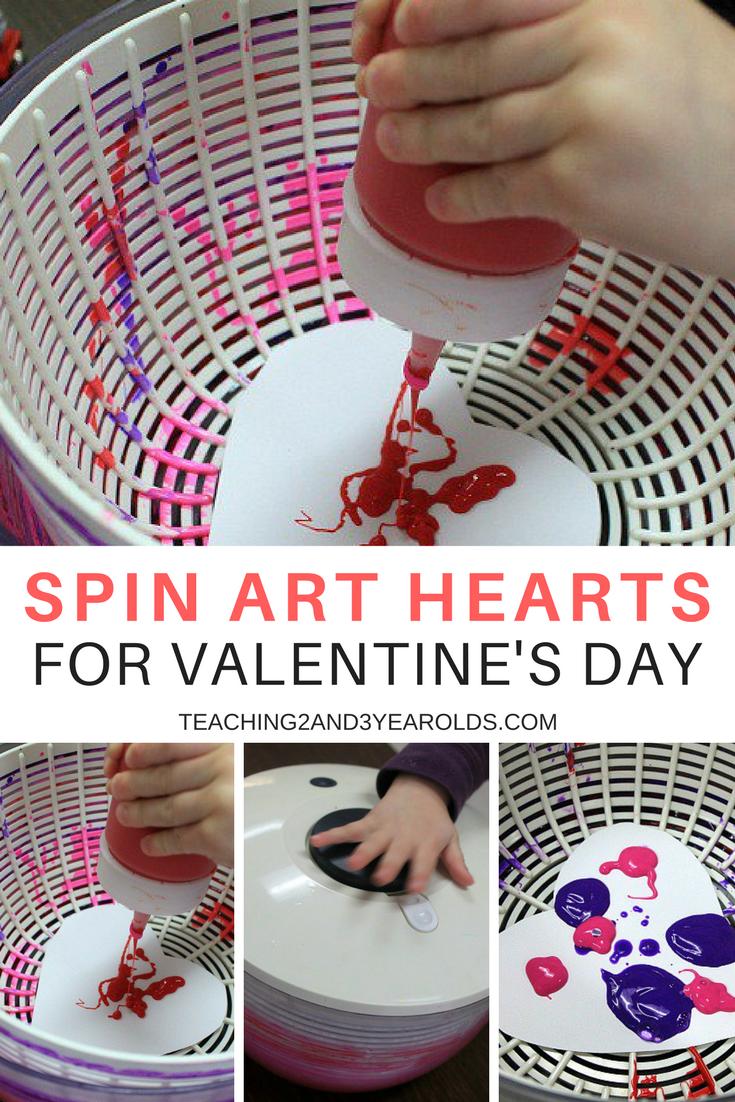 Spin Art Valentines for Kids   Kindergarten, Frühling blumen und ...