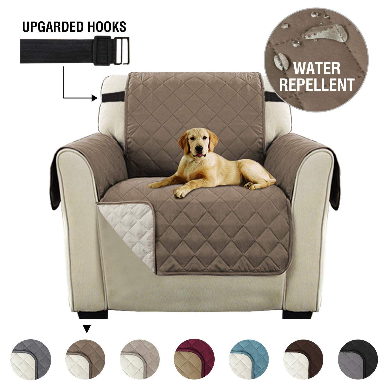 H Versailtex Luxus Gesteppter Sofa Schutz Abdeckung Wasserresistenter M Belschutz Sberwurf Strapazierf Hig In 2020 Sofa Chair Quilted Sofa Slipcovered Sofa
