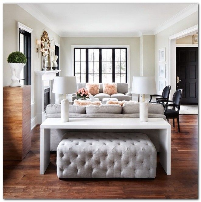 100 Smart Ideas To Add More Seating To Small House The Urban Interior Living Room White Black And White Living Room Home Decor