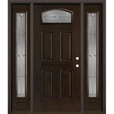 Fiberglass Brown Front Doors At Lowes Com In 2020 Brown Front Doors Entry Door With Sidelights Fiberglass Exterior Doors Likewise, if you would like speedy assistance with your exterior fiberglass door questions, our online chat team will happily assist you—simply click on the online. pinterest