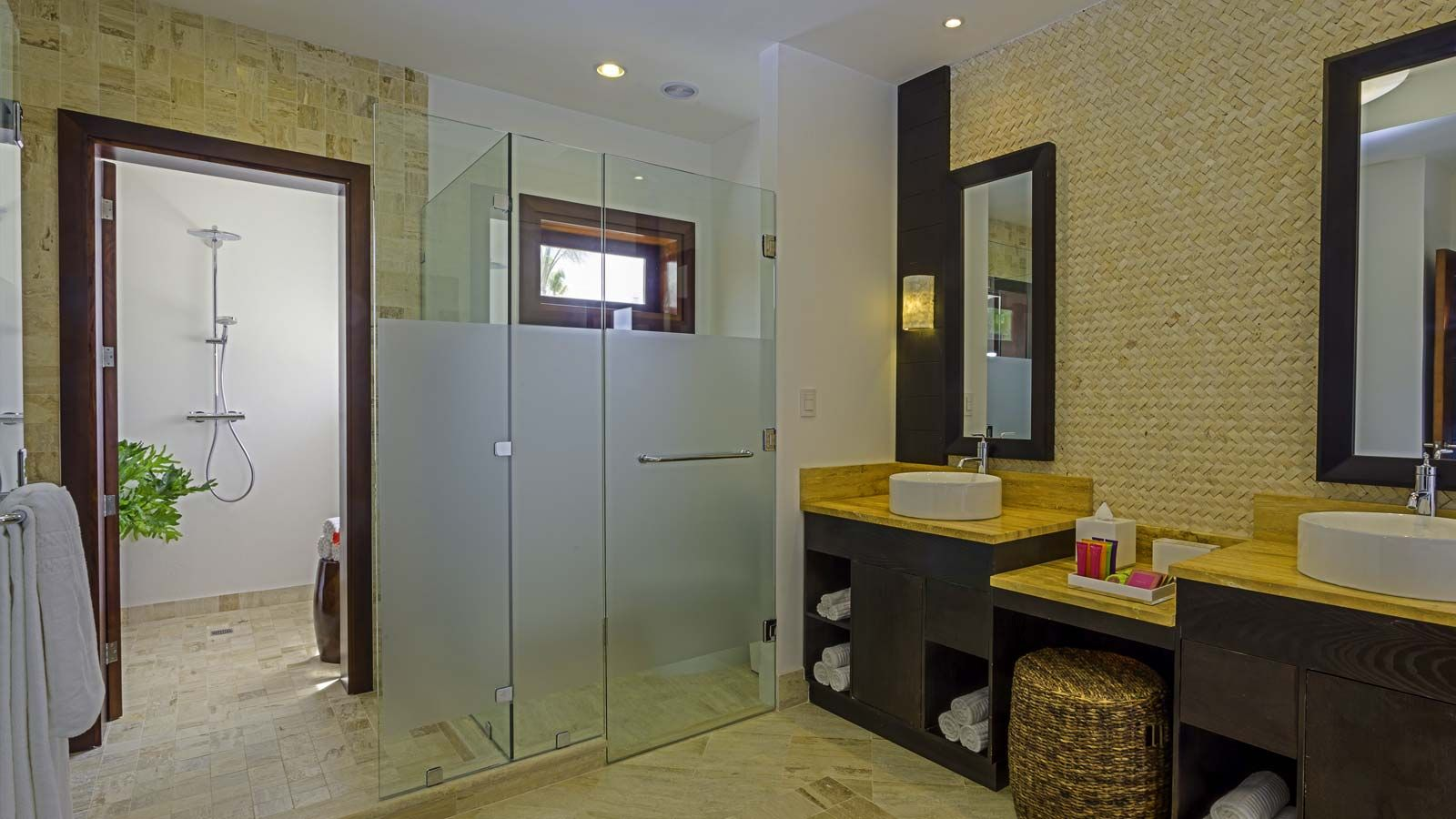 Luxury anguilla on pinterest 17 pins for Caribbean bathroom ideas