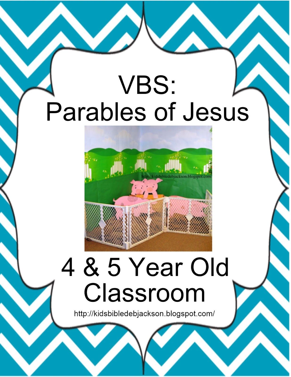 Parables of Jesus VBS: Decorating-Glanced through this ...
