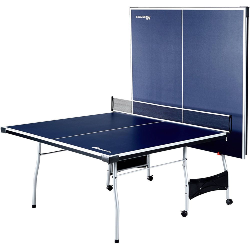 Ordinaire NEW Ping Pong Table Tennis Folding Set Portable Indoor Official Tournament  Size #MDSports