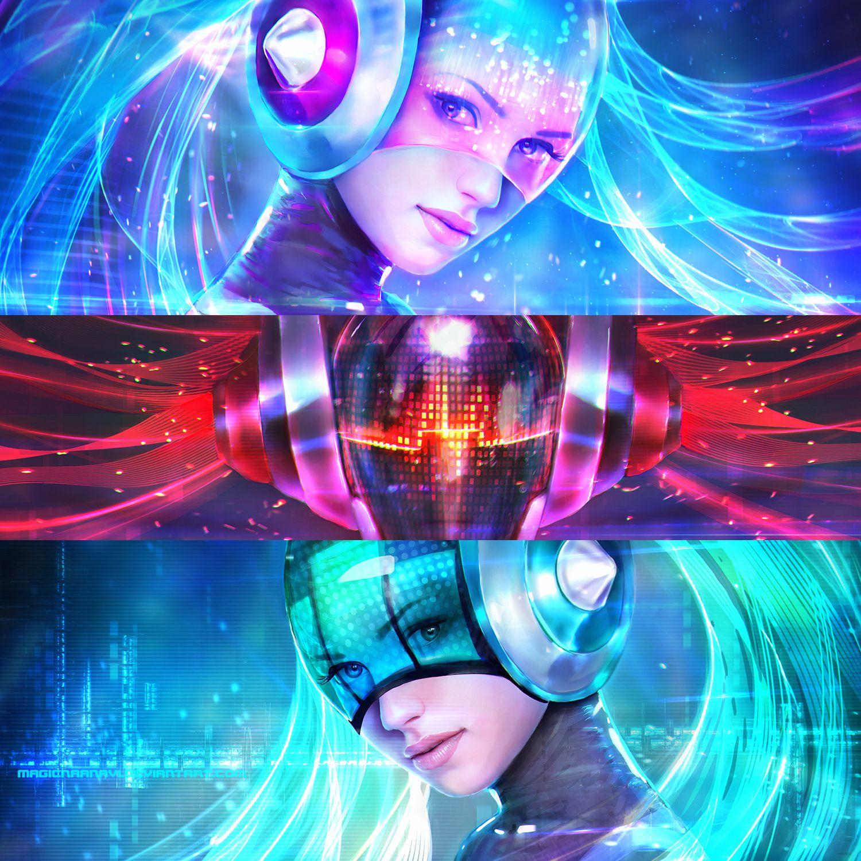 Electro Girl Wallpaper Hd Dj Sona Wallpaper Pack By Magicnaanavi Deviantart Com On