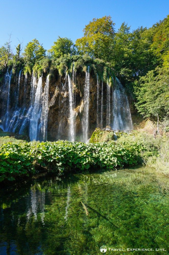 Visiting Plitvice Lakes National Park Travel Experience Live Natur Traumziele Landschaft