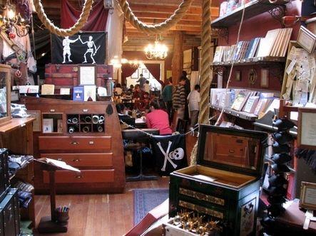 826 valencia (pirate shop) - san francisco | Dept Of Making + Doing