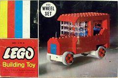 021-1: Wheel Set 1965