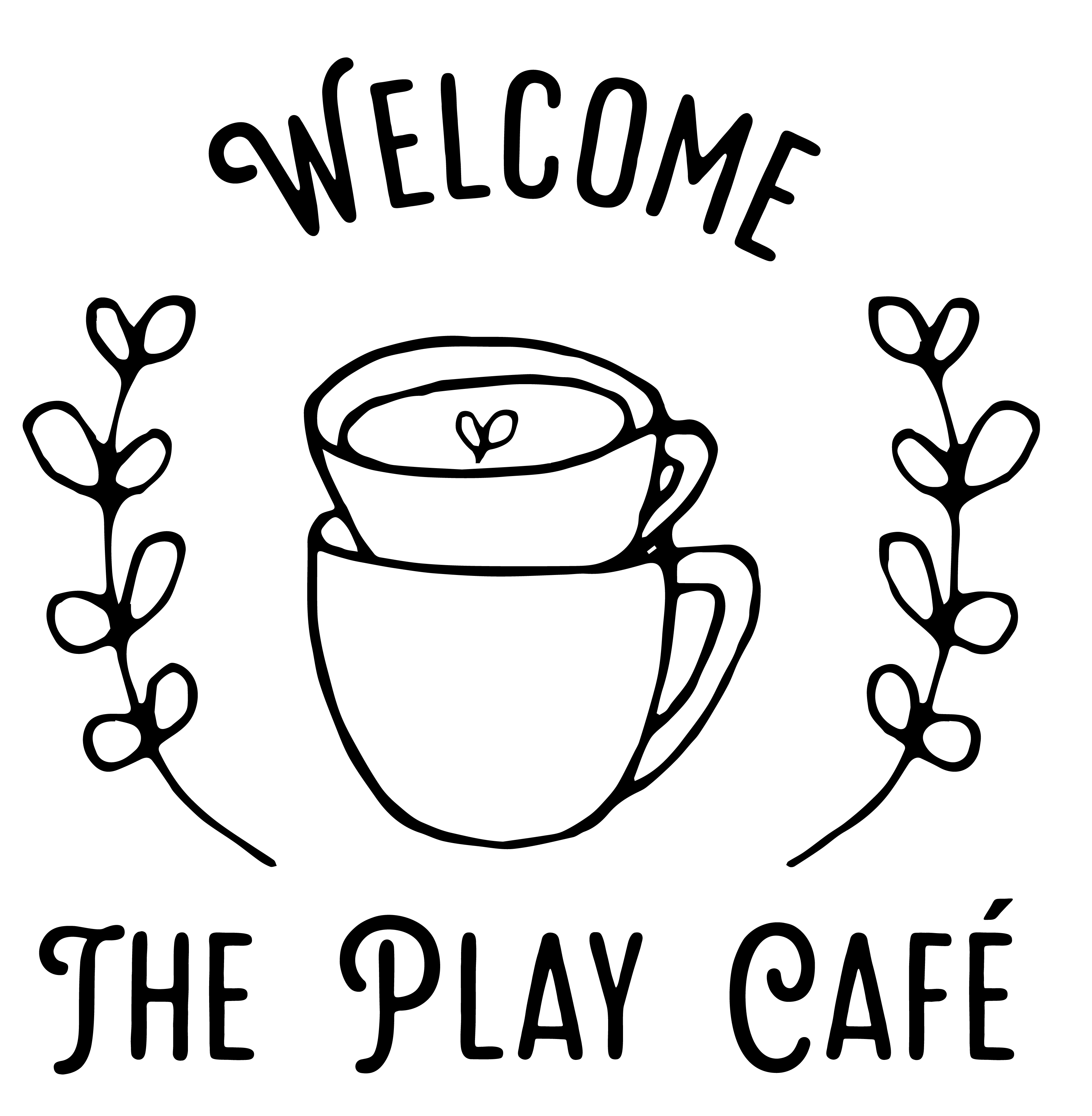 Toys for kids logo  The Play Cafe  Logos Toys and Plays