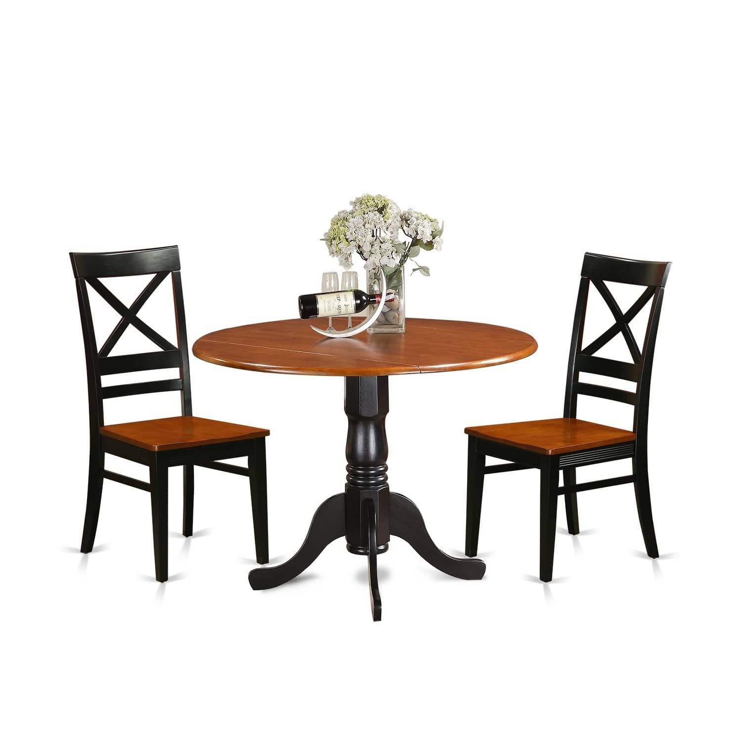 Dlquw pc kitchen table setdining table and kitchen chairs