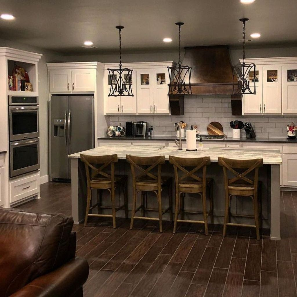 31 The Best Farmhouse Kitchen Design Ideas For You Try Magzhouse In 2020 Farmhouse Kitchen Decor Rustic Kitchen Farmhouse Kitchen Design