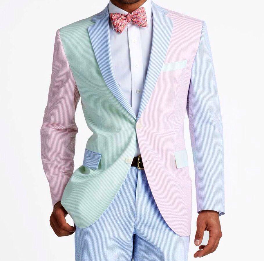Party Seersucker Sport Coat | Kentucky Derby looks | Pinterest ...