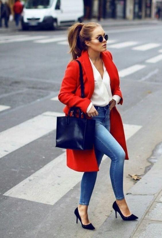 winter Look 2018 , 32 stylishe Outfits für Arbeit