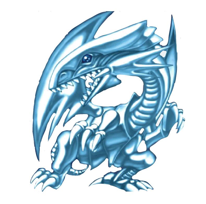 Blue Eyes White Dragon White Dragon Blue Eyes Yugioh