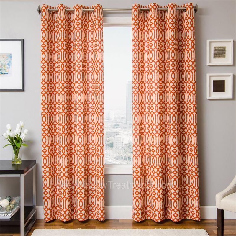 Kalika curtain drapery panels